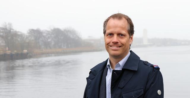 Christian Frick, projektledare för CooCreate