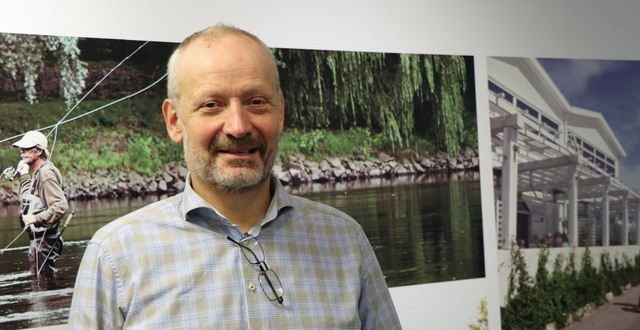 Fredrik Janson, destinationschef i Falkenberg