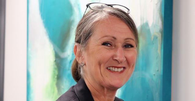 Torhild Molvig är värdskapschef på Varbergs Kusthotell