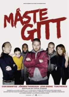 Filmaffisch Måste gitt, en film av Ivica Zubak.