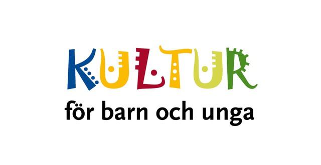 """Bild med texten """"Kultur för barn och unga""""."""